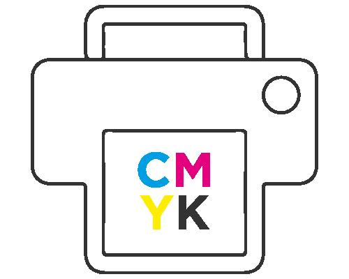 CMKY printing