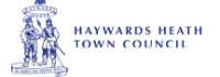 Haywards Heath Town Council Logo