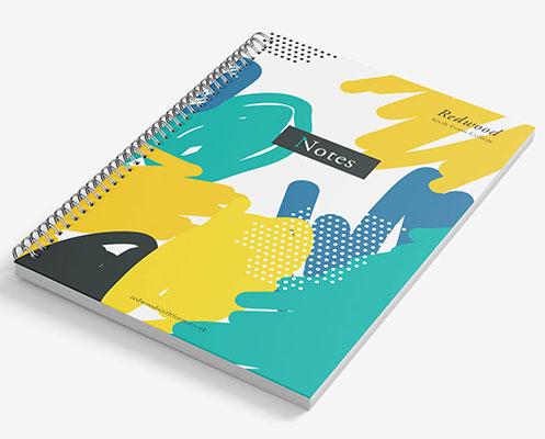 Wiro Bound notebook