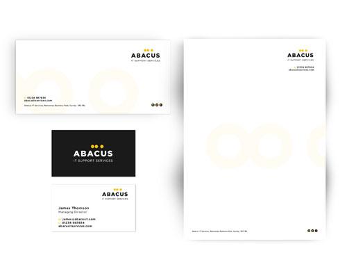 Business stationery starter kit