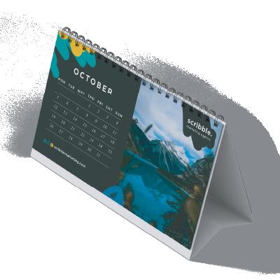 2020 personalised calendar